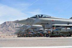 foto degli Eurofighter Typhoon italiani