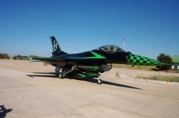 F-16 special color 18 gruppo aeronautica militare