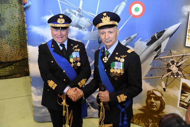 capo di stato maggiore dell'aeronautica militare 2016