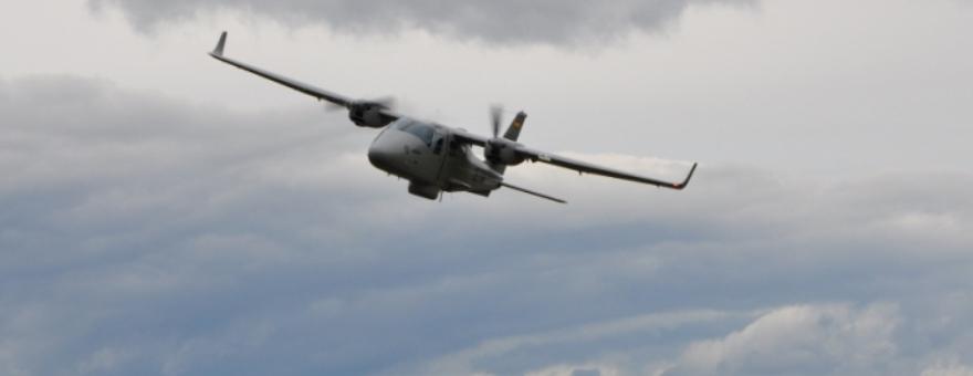 Operazione Aeneas Patrol Flights della Frontex