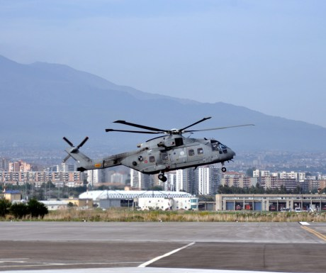 NATO Dynamic Manta 2016