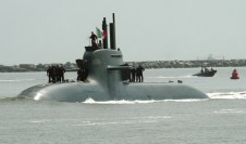 Sottomarino Todaro Marina Militare