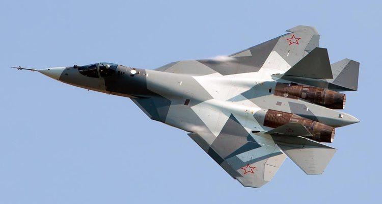 Sukhoi T-50 Beltyukov