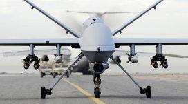foto degli MQ-9 reaper us air force