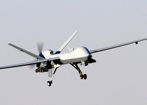 uav reaper us air force