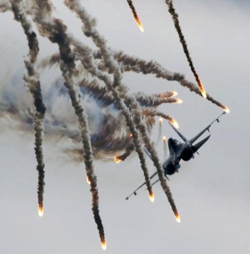 pattuglia acrobatica russa Russian Knights