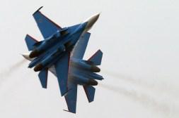 pattuglia acrobatica Russian Air Force