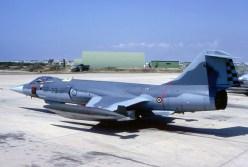 F-104S ASA del 37 Stormo di Trapani
