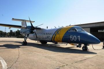 Dash 8Q-300 (DH8C) Kustbevakningen