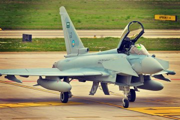 eurofighter typhoon royal saudi air force