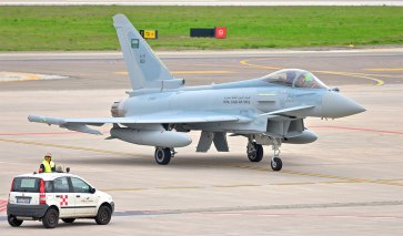 eurofighter typhoon rsaf