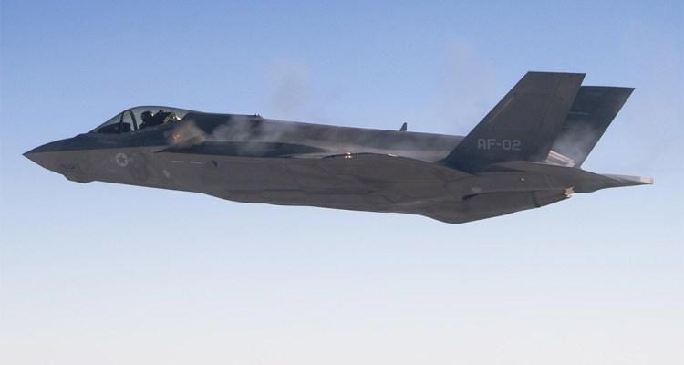 F-35 Eielson AFB Alaska