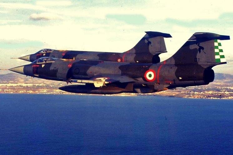 starfighter 37 Stormo di Trapani
