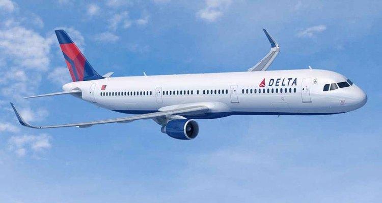Airbus A321 Delta Sharklets