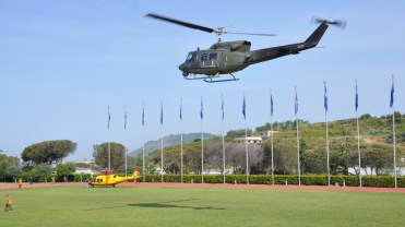 HH-212 Medevac aeronautica militare