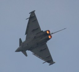 eurofighter al terracina air show 2016