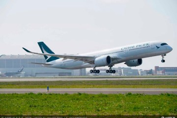 Cathay Pacific Airways A350-900 XWB