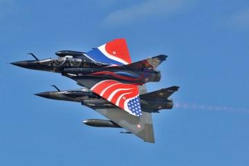 pattuglia acrobatica Ramex Delta Demo Team