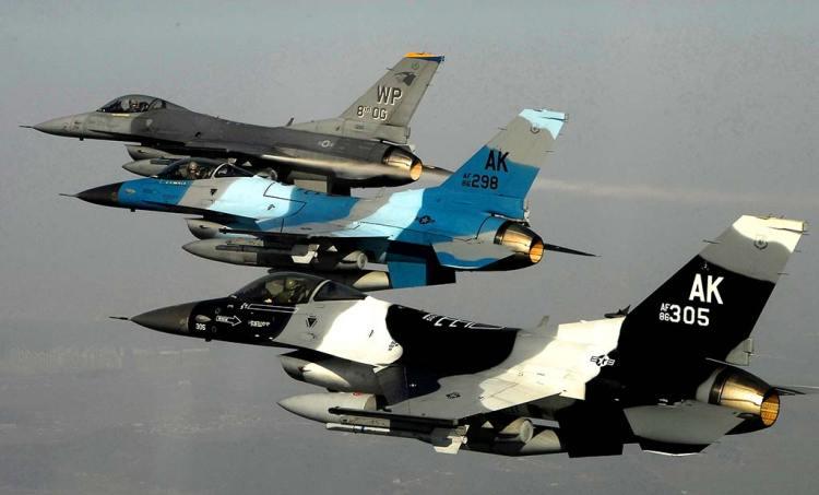 caccia americani F16 Block 30