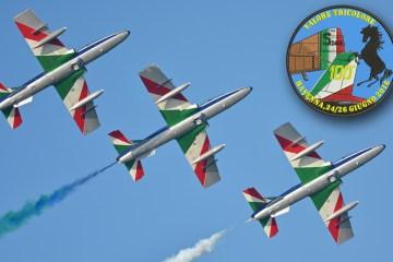 Frecce Tricolori 2020 Calendario.Una Tappa Del Giro D Italia 2020 Partira Dalla Base Aerea Di