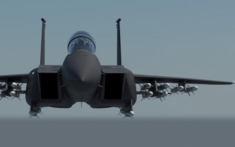 F-15 arsenale volante Boeing