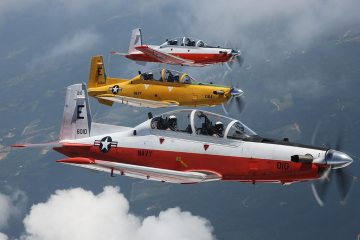 US Navy T-6B Texan II