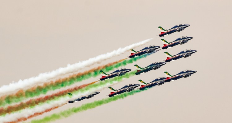 Esibizioni PAN Frecce Tricolori 2021   Aviation Report