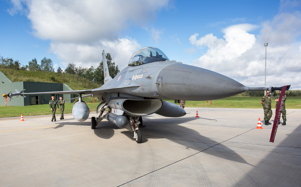 F-16AM Fightning Falcon Portuguese Air Force