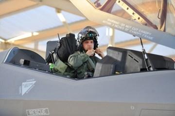 primo pilota italiano istruttore su F-35