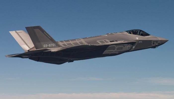 primo volo F-35A giapponese Japan Air Self Defence Force