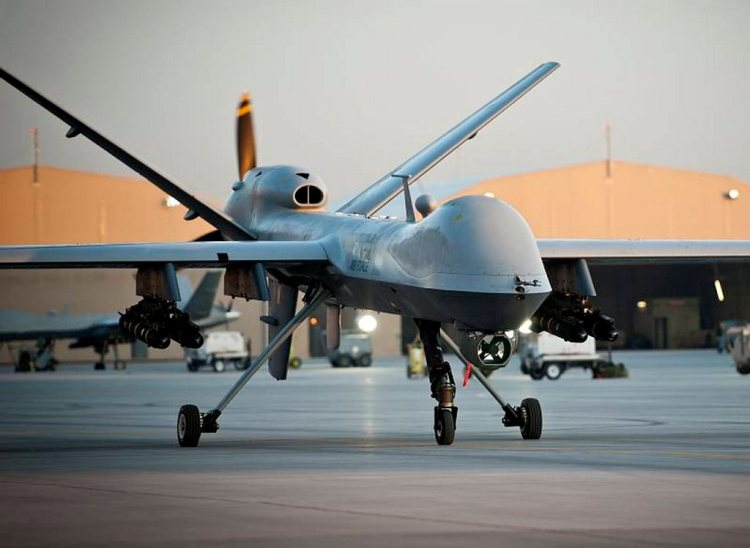 MQ-9 Reaper royal air force