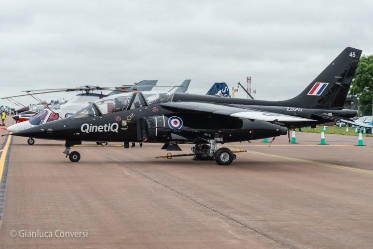 Alpha Jet QinetiQ