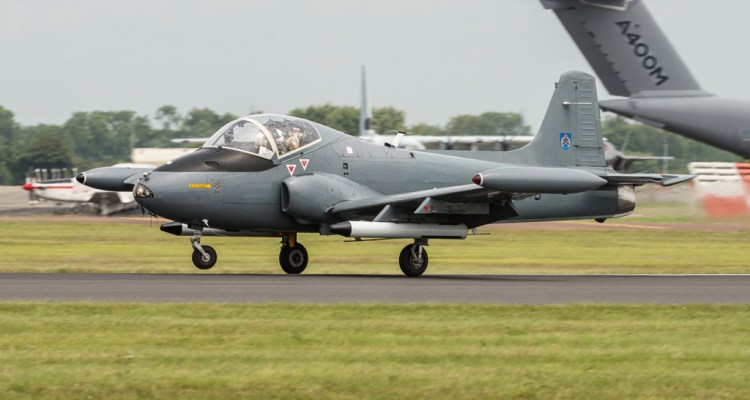 BAC Strikemaster 167