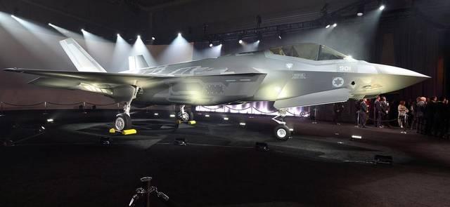 F-35 Israel 2