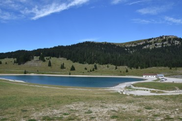 Passo Coe, Trentino