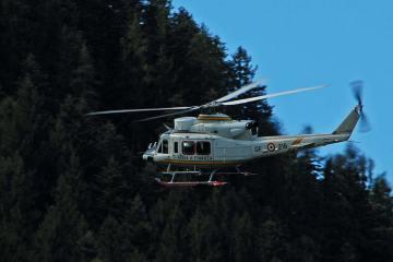 HH-412C Guardia di Finanza Sez. Aerea Bolzano