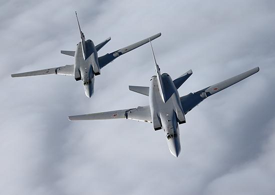 TU-22 Backfire Russian Air Force