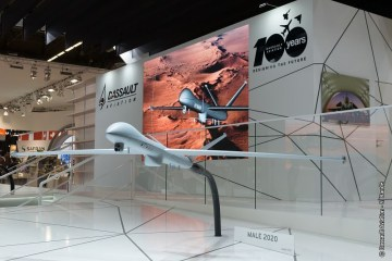drone europeo male rpas