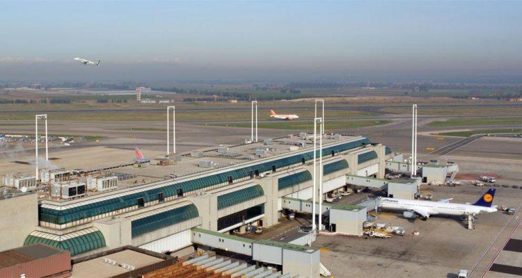 aeroporto di fiumicino roma