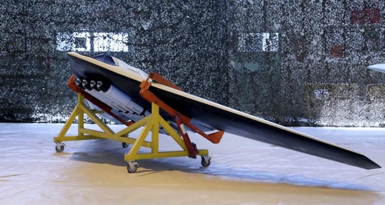 drone iran simile a rq-170 sentinel