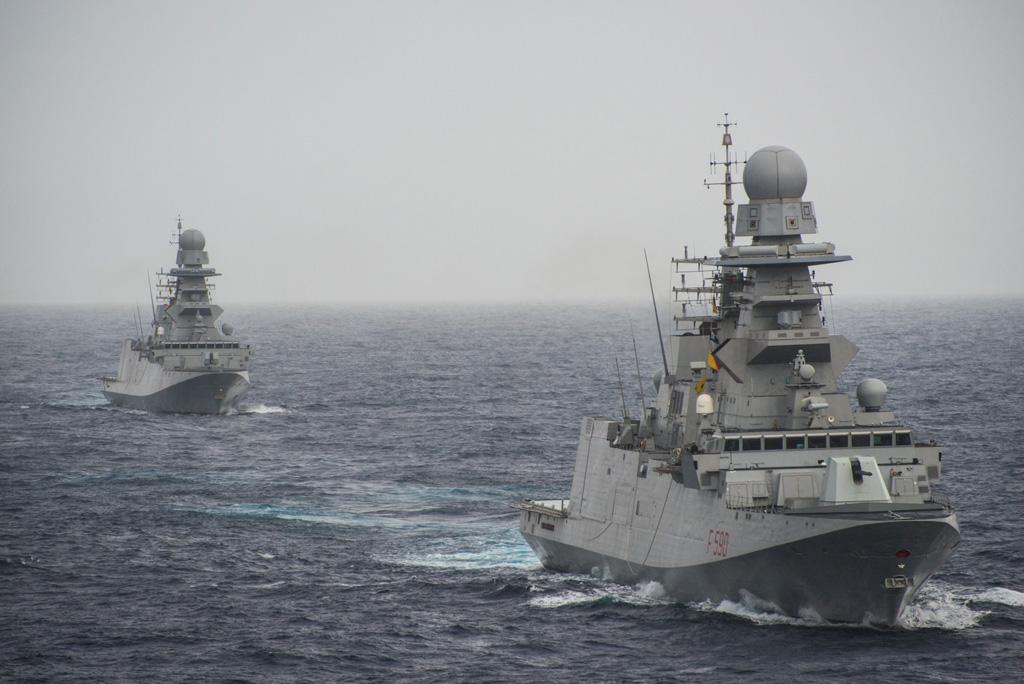 unità navali marina militare
