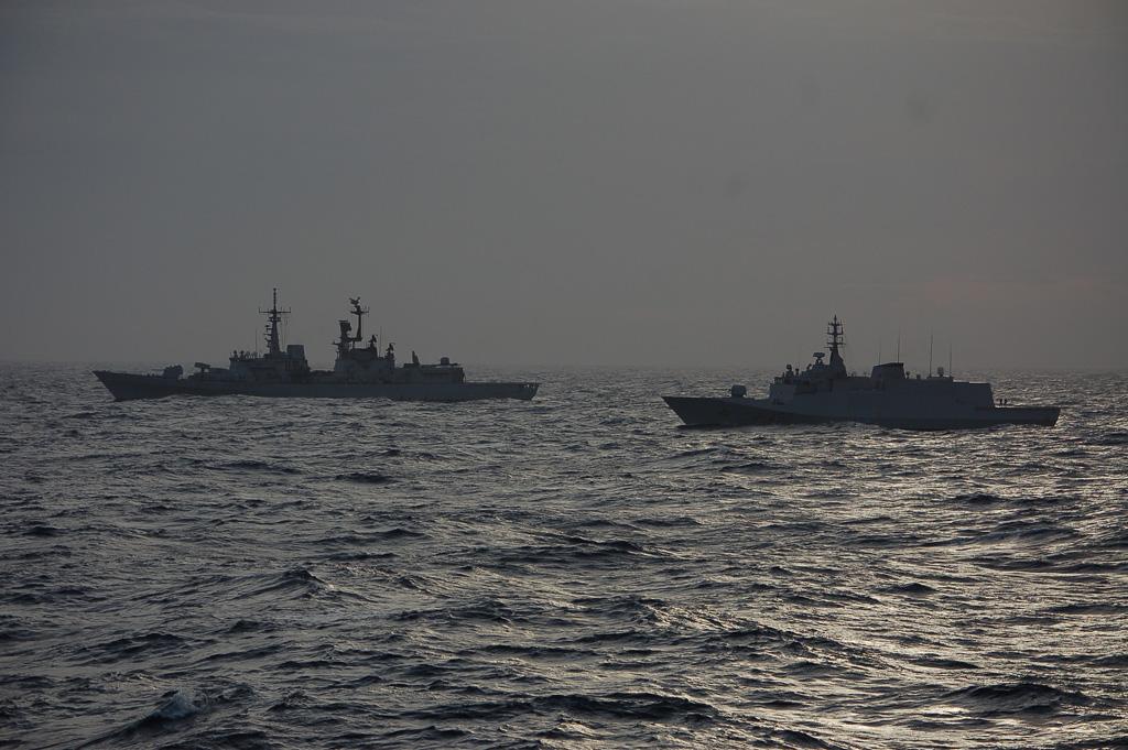 Nave Mimbelli e Bettica Marina Militare