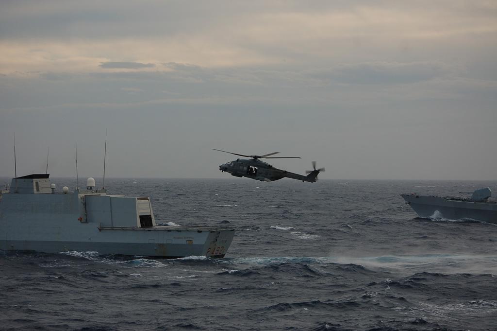 SH-90 Marina Militare