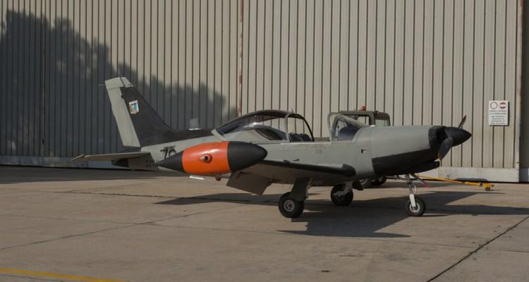SF-260 T-260B 70° Stormo di Latina