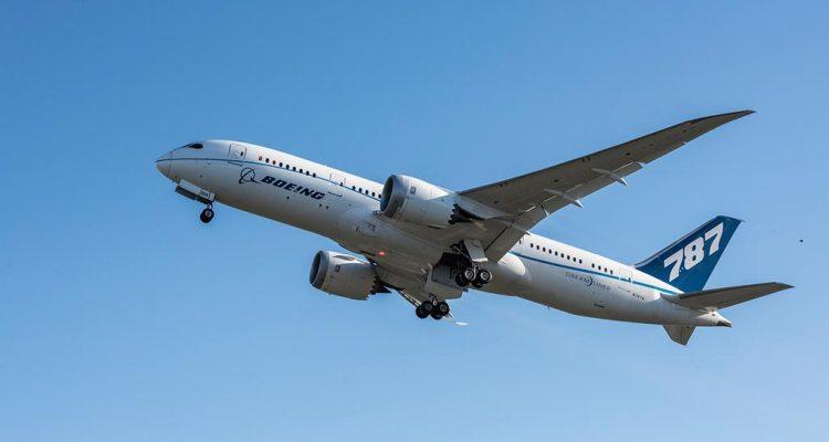 Boeing 787 Dreamliner motori Rolls-Royce