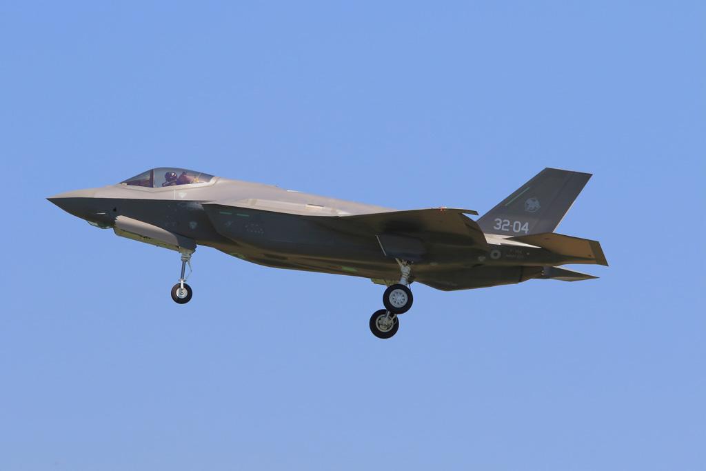 F-35 AL-4 Aeronautica Militare