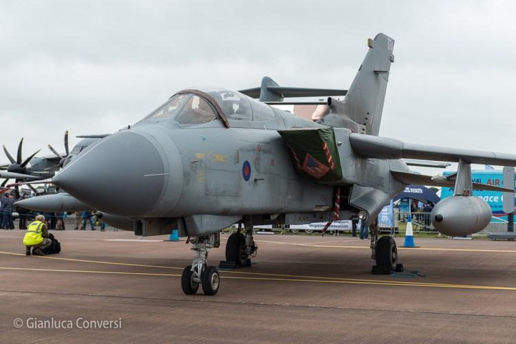 Tornado GR Mk4 della RAF