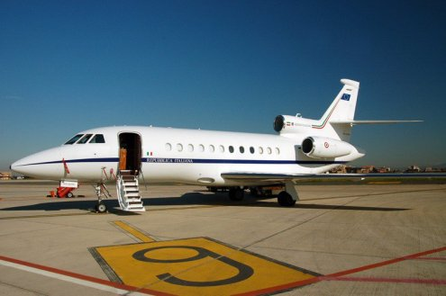 Falcon 900 Easy Aeronautica Militare
