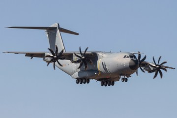 Airbus A-400M Ejercito del Aire