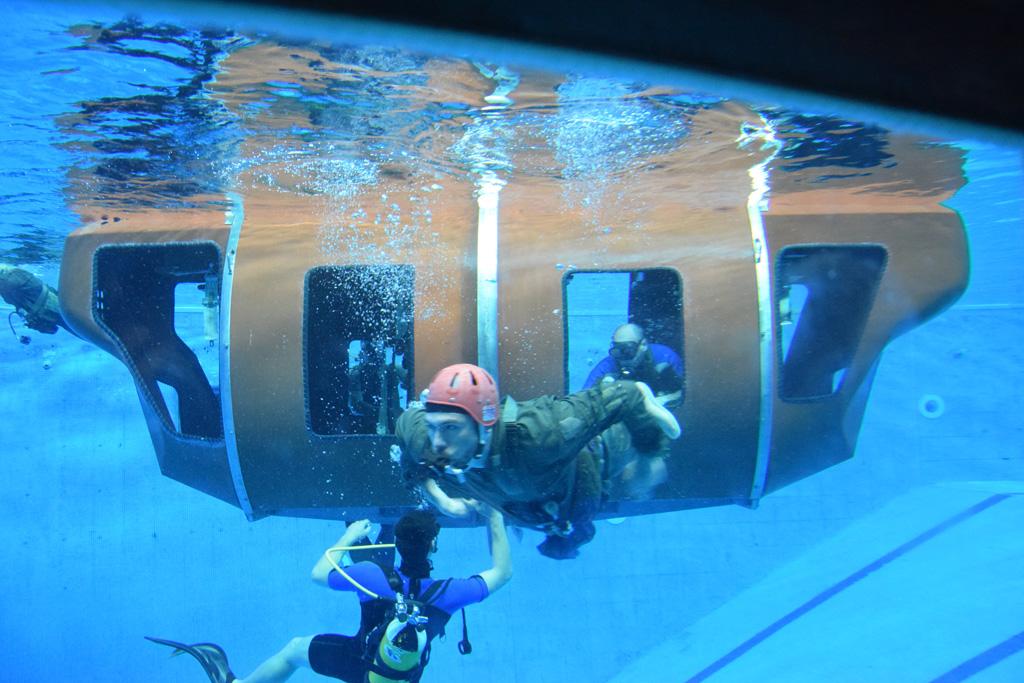 Helo Dunker Marina Militare